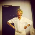 Rod Stewart's Tartan Brogues