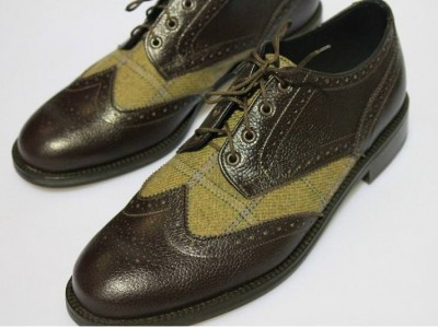 Dundonnell Tweed Brogue