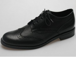 The Formal Brogue