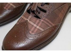 The Autumn Ghillie brogue
