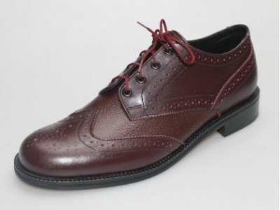 The OxBlood Brogue