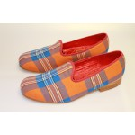 Tartan Irn-Bru Slippers for Sir Alex Ferguson