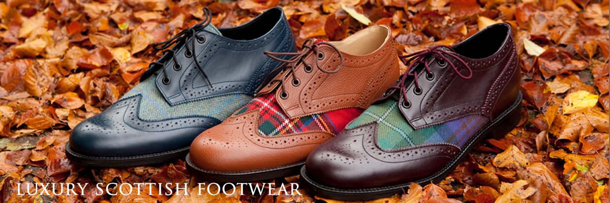 Luxury Scottish Footwear