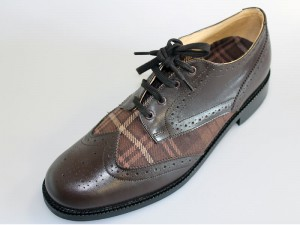 The James Brown Brogue