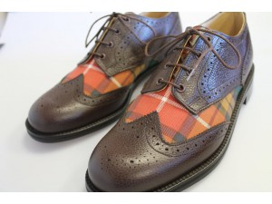 The Tom Buchanan Brogue